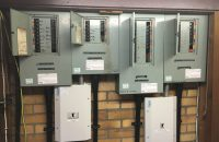 REPLACEMENT OF OLD OBSOLETE FEDERAL STAB –LOK DISTRIBUTION BOARDS